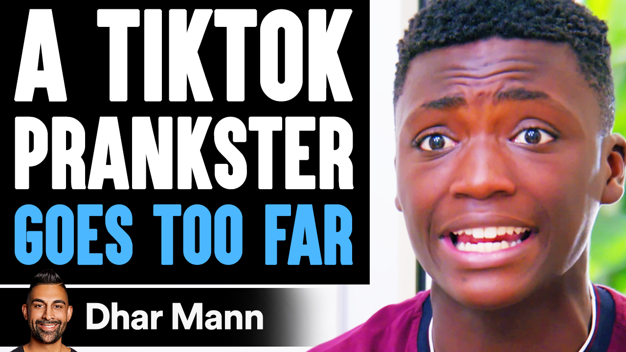TikTok PRANKSTER Goes TOO FAR, He Instantly Regrets It