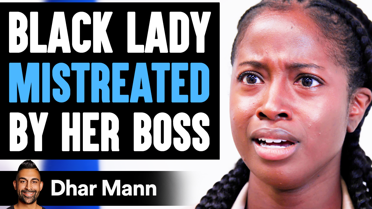 Black Lady MISTREATED By Her Boss, What Happens Is Shocking