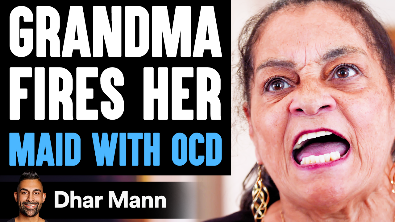 Grandma FIRES Her MAID With OCD, She Instantly Regrets It