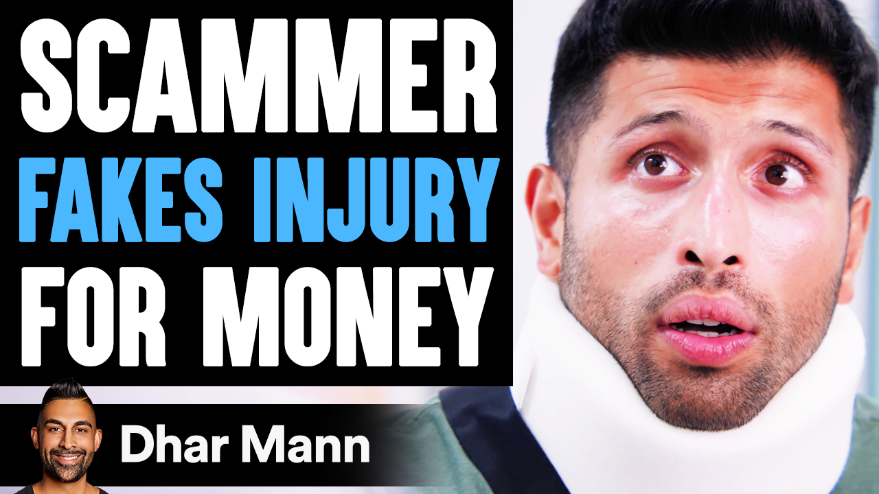Scammer FAKES INJURY For Money, He Lives To Regret It