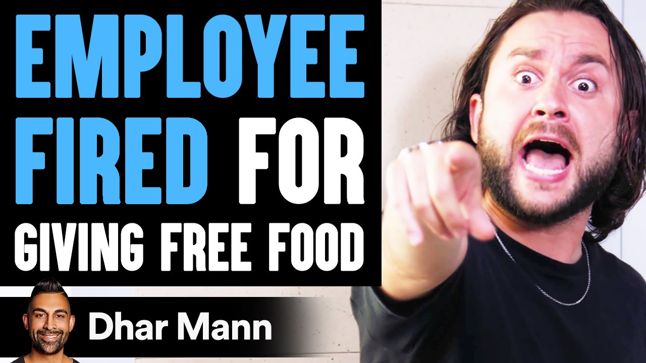 Employee FIRED For Giving FREE FOOD, What Happens Next Is Shocking
