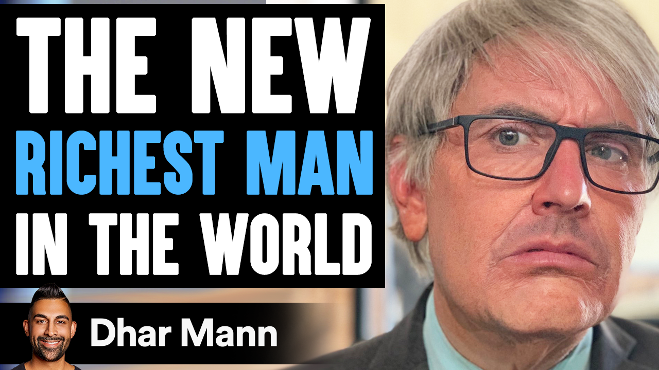 The New RICHEST MAN In The WORLD