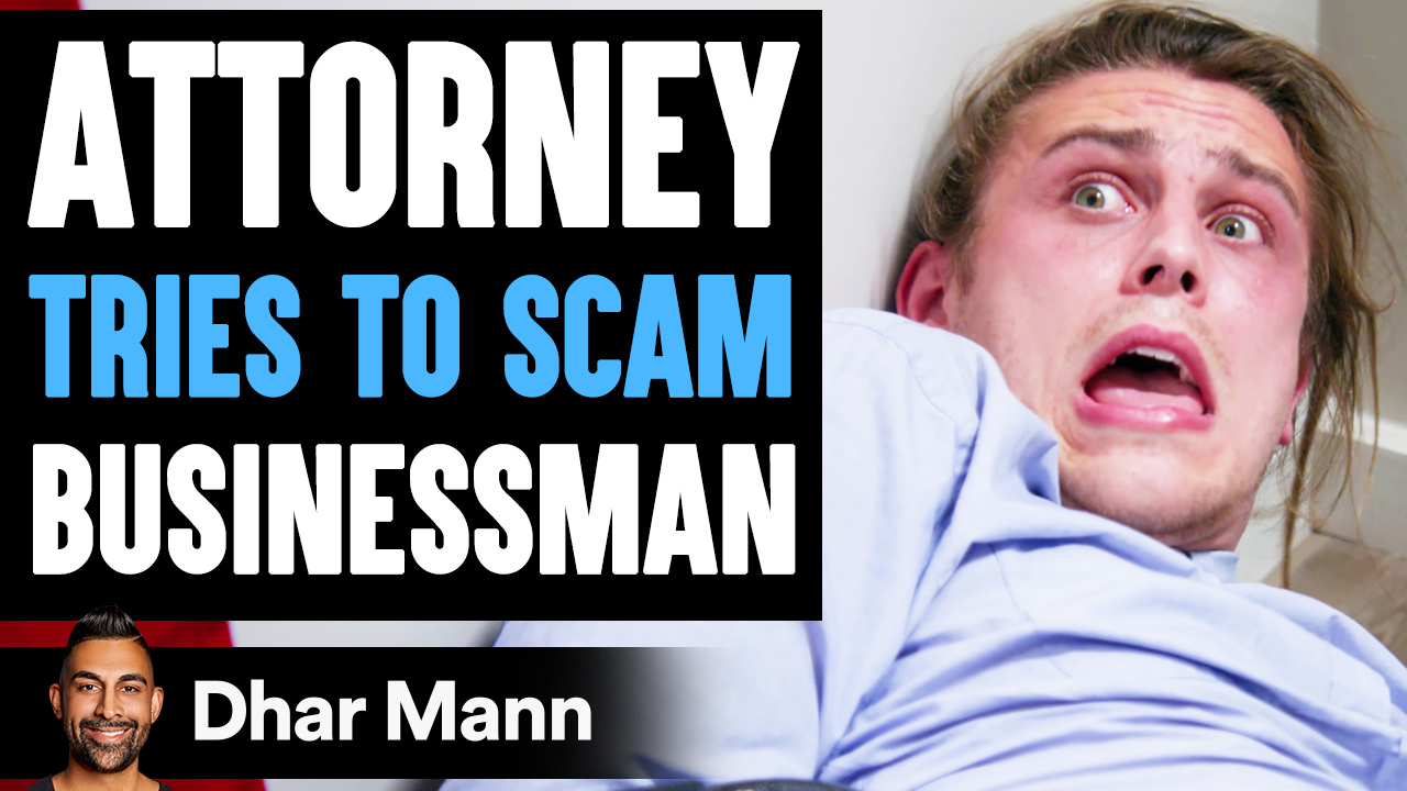 ATTORNEY Tries To SCAM Businessman, Instantly Regrets It