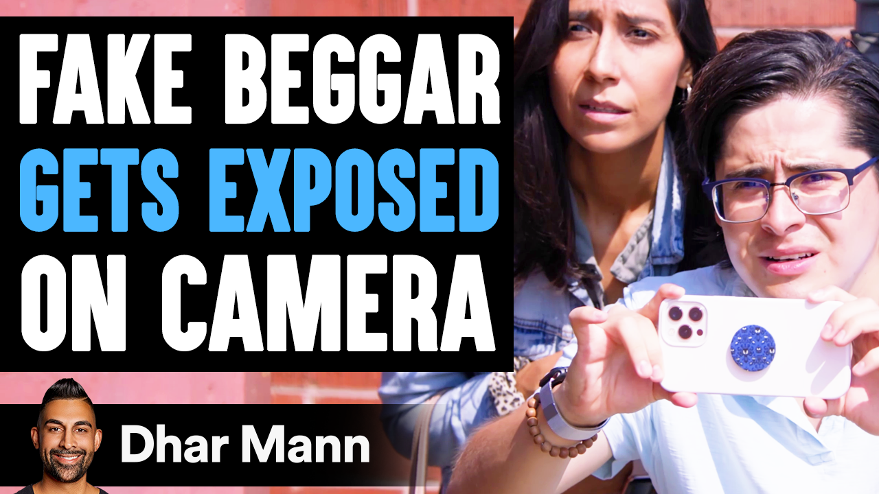 Fake Beggar GETS EXPOSED On Camera, They Live To Regret It