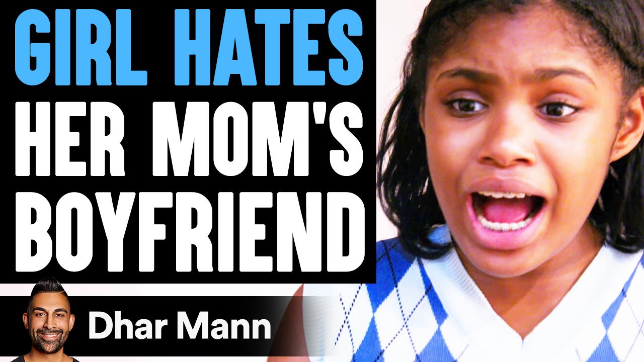 Girl HATES Her MOM'S BOYFRIEND, She Instantly Regrets It