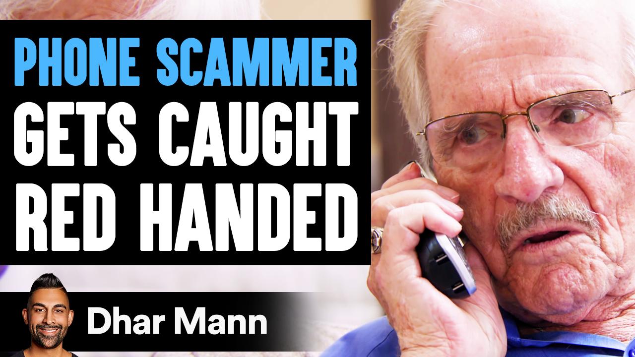 Phone SCAMMER Gets CAUGHT Red Handed, What Happens Is Shocking