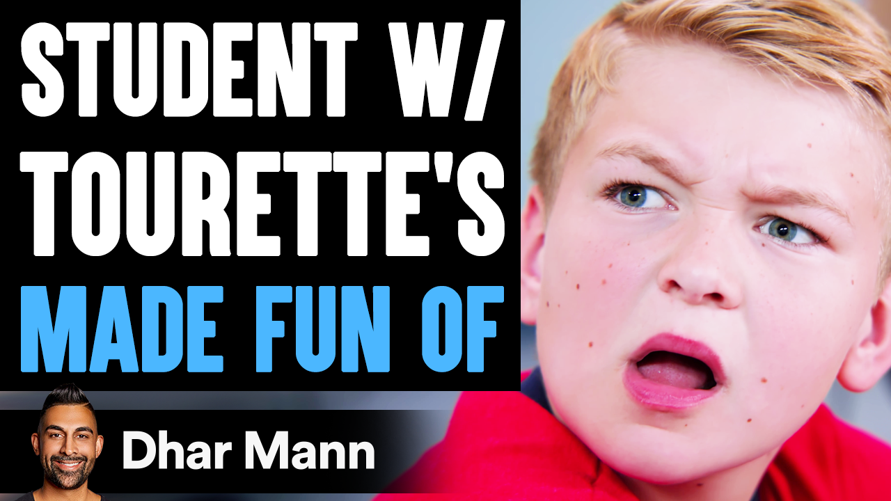 Student With TOURETTE'S Made Fun Of, What Happens Is Shocking