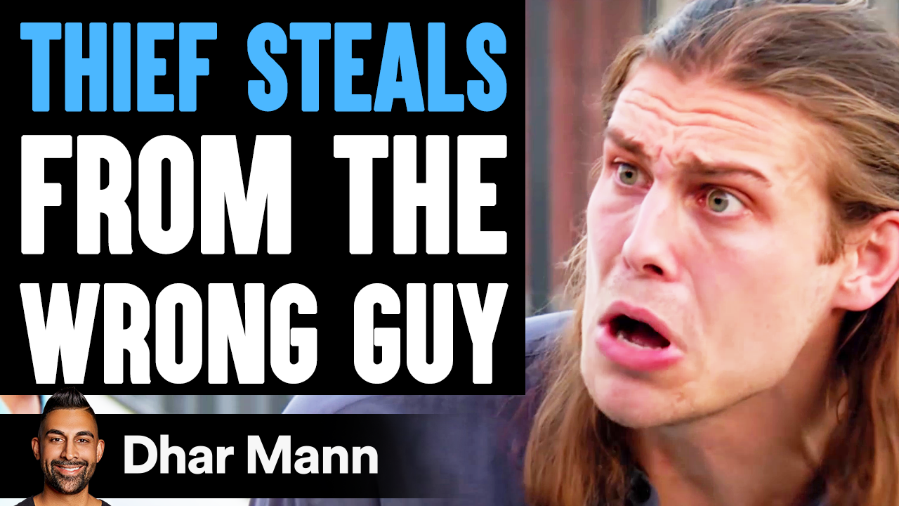 Thief STEALS From The WRONG GUY, What Happens Is Shocking