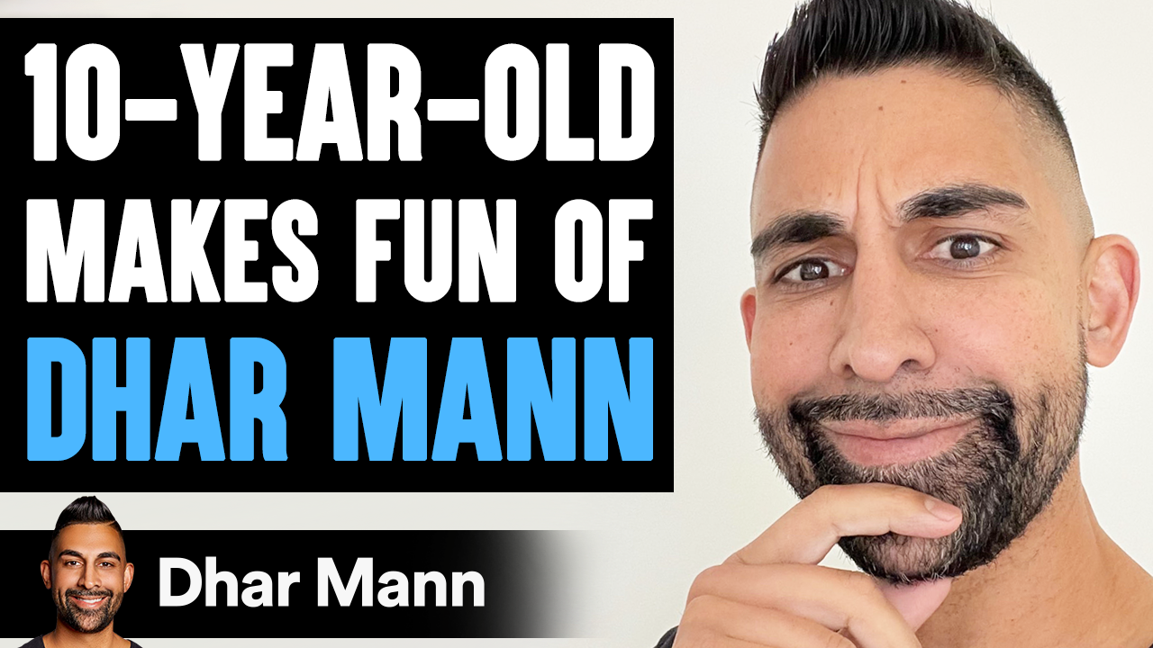 10-Year-Old MAKES FUN OF Dhar Mann, He Lives To Regret It